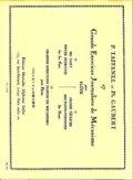 フルート教材 17のメカニズム日課大練習課題(17 Grandes Exercices Journaliers de Mecanisme) 作曲/タファネル=ゴーベール(Taffanel/Gaubert) 定番教本!!