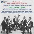 CD 20世紀のブラス・ミュージック/The 20th Centry Brass/ニューヨーク・ブラス・クインテット