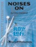 打楽器9重奏楽譜 ノイズ・オン(Noises On) 作曲/Chris Crockarell 【STOMP ショー】