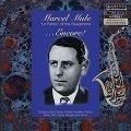 CD Marcel Mule - Encore!【マルセル・ミュール】(サックスファン必見!) 【2013年7月取扱開始】