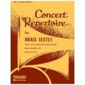 金管6〜12重奏楽譜 金管6重奏のためのコンサート・レパートリー(曲集)<ピザ・パーティー/ハロルド・ワルタース作曲収録!>【2016年8月再入荷!】