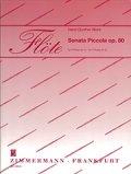 フルート5重奏楽譜 Sonata Piccola Op.80/小ソナタ 作品80 作曲/ハンス=ギュンター・アラース【2014年8月取扱開始】
