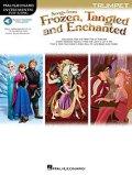 トランペットソロ楽譜 「アナと雪の女王・塔の上のラプンツェル・魔法にかけられて」より(Trumpet,プレイ・アロング音源ダウンロード版)   【2014年11月取扱開始】