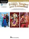 ビオラソロ楽譜 「アナと雪の女王・塔の上のラプンツェル・魔法にかけられて」より(Viola,プレイ・アロング音源ダウンロード版)  【2014年11月取扱開始】