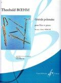 フルートソロ&ピアノ楽譜 大ポロネーズ(Grande Polonaise Op,16) 作曲/ベーム(Boehm,T.) 監修(編曲)/Heriche【2014年12月取扱開始】