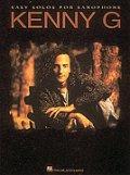 サックスソロ楽譜 ケニーG・イージーソロ曲集(Kenny G – Easy Solos for Saxophone)【2015年7月取扱開始】
