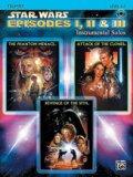 トランペットソロ楽譜 Star Wars®: Episodes I, II & III Instrumental Solos 【2015年9月取扱開始】