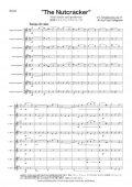 サックス8重奏楽譜 「胡桃割り人形」より 終幕のワルツとアポテオーズ 作曲:チャイコフスキー 編曲:宇田川不二夫