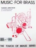 金管5重奏楽譜【セール品】 タキシード ジャンクション 作曲/サボーリン