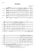 金管5重奏楽譜 クリスティーヌ(今村愛紀)【2016年9月取扱開始】