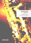 サックス4重奏楽譜 Saxozone「サクソゾーン」 作曲:Akira Toda(戸田顕)【2016年10月取扱開始】