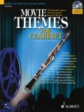 Bbクラリネットソロ楽譜 Movie Themes for Clarinet 【2016年10月取扱開始】