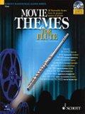 フルートソロ楽譜 Movie Themes for Flute カラオケCD付 【2016年10月取扱開始】