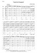混合8重奏楽譜(サックス6+打楽器2重奏楽譜)スペイン奇想曲(リムスキー=コルサコフ/小野寺真) 【2016年11月取扱開始】