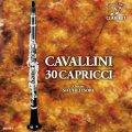 CD カヴァリーニ:クラリネットのための30のカプリス 監修/解説/演奏:磯部周平 【2017年1月取扱開始】