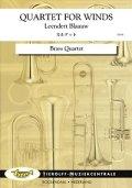 金管4重奏楽譜 カルテット 作曲:L.ブラオウ 【2017年8月取扱開始】