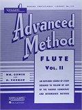 フルート教材 ルバンク上級教則本 第2巻(Advanced Method Vol.2)
