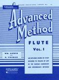 フルート教材 ルバンク上級教則本 第1巻(Advanced Method Vol.1)
