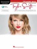 テナーサックスソロ楽譜 Taylor Swift - 2nd Edition  (プレイ・アロング音源ダウンロード版) Shake It Off 入り!  【2018年2月取扱開始】