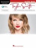 アルトサックスソロ楽譜 Taylor Swift - 2nd Edition  (プレイ・アロング音源ダウンロード版) Shake It Off 入り!  【2018年2月取扱開始】