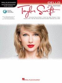 チェロソロ楽譜 Taylor Swift - 2nd Edition(プレイ・アロング音源ダウンロード版)  【2018年2月取扱開始】