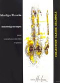 ソプラノサックス&ピアノ楽譜 Renwing the Myth  作曲/Marilyn Shrude  【2016年10月再入荷予定】