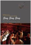 クラリネットソロ楽譜Sing Sing Sing 作曲:ルイ・プリマ 【2019年9月取扱開始】