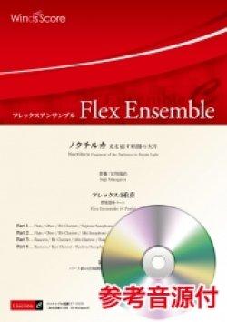 画像1: フレックス4重奏 ノクチルカ  編曲:宮川成治  (フレックス4重奏) 【2020年7月17日取扱開始】