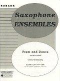 サックス6重奏楽譜  Poem and Dance/ポエムとダンス 作曲:Leroy Ostransky/ルロイ・オストランスキー 【2020年8月取扱開始】