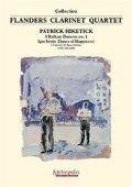 クラリネット4重奏楽譜 3 Balkan Dances no.1 - Igra Sretje (Dance of Happiness)  作曲:Patrick Hiketick(パトリック・ヒケティック) 【2020年8月取扱開始】