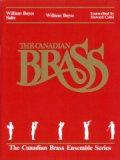 金管5重奏楽譜  William Boyce Suite/ウィリアム・ボイス組曲  作曲:William Boyce/ウィリアム・ボイス 【2020年8月取扱開始】