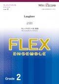 フレックス5〜8重奏楽譜  Laughter / Official髭男dism 【2020年7月取扱開始】