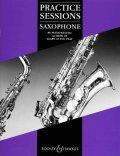 【在庫一掃セール】 サックス用楽譜 Practice Sessions for Saxophone By Peter Wastall 【2021年7月23日登録】