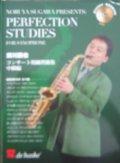 須川展也 FOR SAXOPHONE コンサート練習曲集(中級編) 日本語