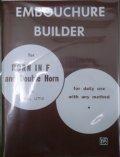 フレンチホルン教材 アンブシュア・ビルダー(Embouchure Builder) 作曲/Little,L.