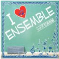 CD I LOVE ENSEMBLE VOL. 3: 打楽器編