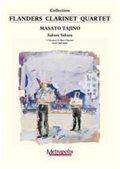 クラリネット4重奏楽譜 サクラサクラ(Sakura Sakura) 作曲/田地野 正人