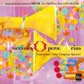 CD ブレーン・アンサンブル・コレクション Vol.16 ユーフォニアム・テューバアンサンブル「プッチーニ・オペラアリア集」(2011年8月19日発売)