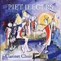 クラリネットアンサンブルCD PIET JEEGERS CLARINET CHOIR VOLUME 3