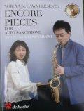 須川展也 FOR SAXOPHONE  アルトサクソフォンとピアノのためのアンコール曲集(中級)