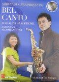 須川展也 FOR SAXOPHONE  ベルカント練習曲(中級)〜美しいメロディーを美しい音で〜