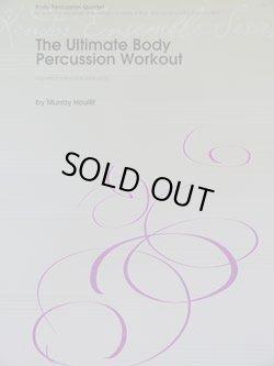 画像1: ボディパーカッション4重奏楽譜 The Ultimate Body Percussion Workout(8曲収録の作品集) 作曲/M,ホウリフ