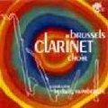 クラリネットアンサンブルCD BRUSSELS CLARINET CHOIR