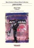 クラリネット9重奏楽譜 A Sketch 作曲/戸田 顕(Akira Toda)