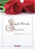 クラリネット2重奏楽譜 Songs for Friends 作曲:Hiketick, Patrick(パトリック・ヒケティック)