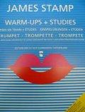 トランペット教材 ウオームアップと練習曲(Warm-Ups+Studies) 作曲/スタンプ(Stamp,J) 監修/Tamiya