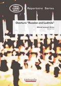 クラリネット9重奏楽譜 「ルスランとリュドミラ」序曲 作曲:Mikhail Ivanovich Glinka(M.グリンカ) 編曲:もりぐちやすあき