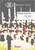クラリネット8重奏楽譜 Find your way home 作曲:Patrick Hiketick